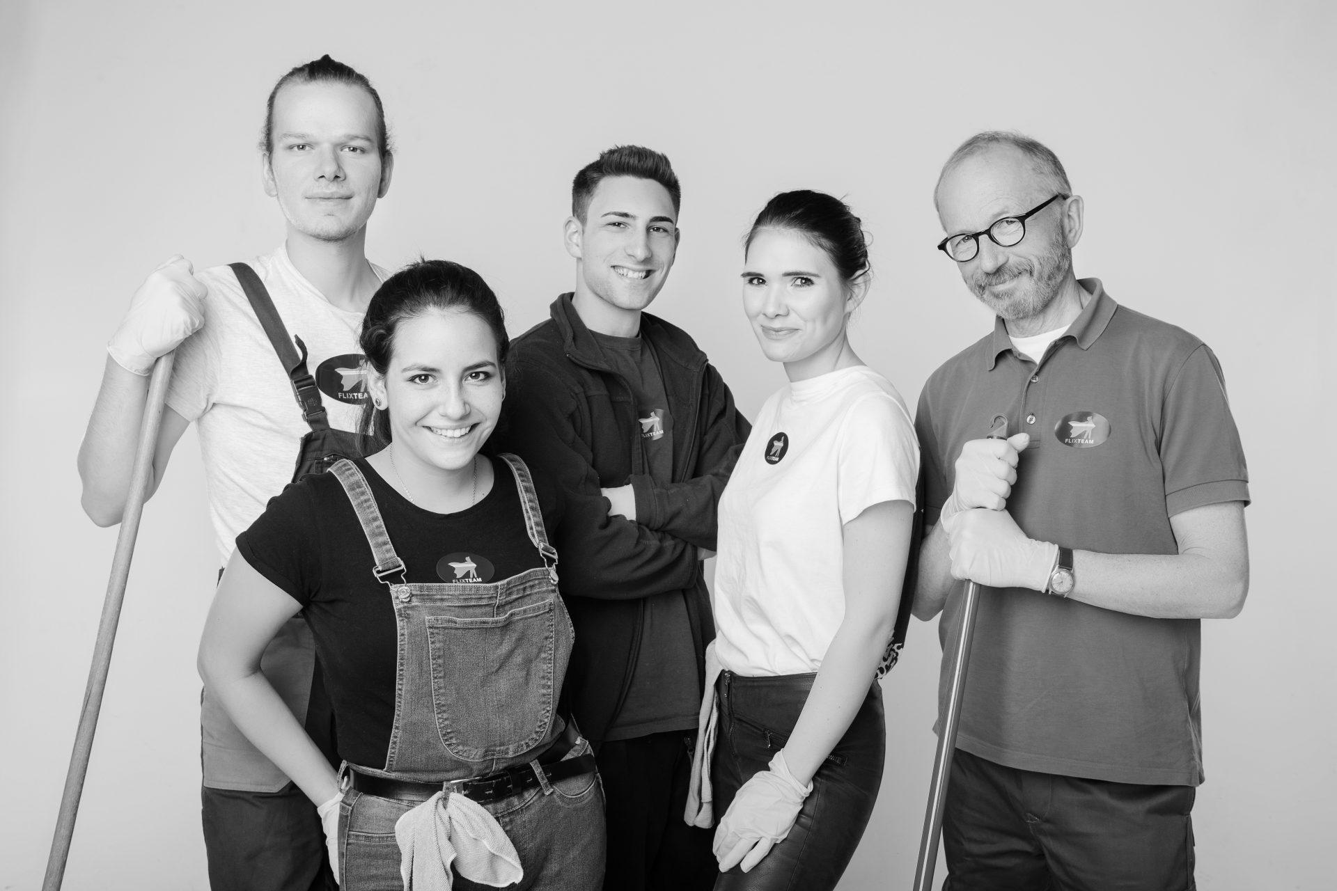 flixteam-nürnberg-diesntleister-gebäudereinigung-personalservice-mehr
